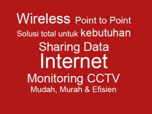Jasa Instalasi Wireless LAN